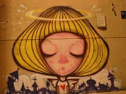 我的涂鸦,我的爱。我的梦想。(二)