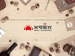 米罗阳光音乐餐厅标志设计源艺设计
