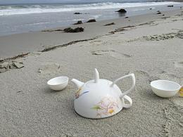 蝶@一套受宠的陶瓷茶具