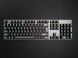 keyshot-E-sports keyboard