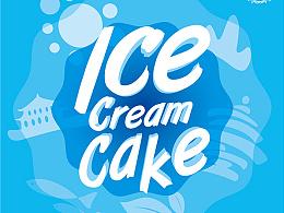 冰淇淋蛋糕盒