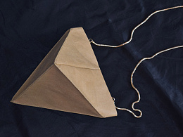 不规则三角包丨AKin_Hon