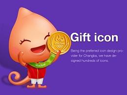 直播app礼物图标