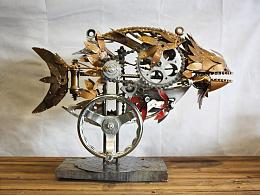 【金属诱惑】会飞的鱼