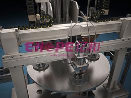 武汉工业机械设备三维仿真演示动画制作