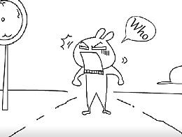 """V饰生活馆""——环保在召唤兔斯基领型主演:Flash动画"
