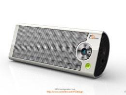 PortableBluetoothWirelessStereoSpeaker