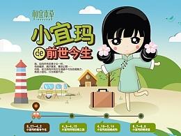 小宜玛夏日防晒活动系列专题