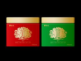 湖北集优农业—茶叶包装设计