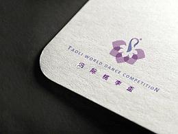 桃李杯舞蹈大赛logo设计