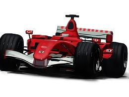 F1赛车系列
