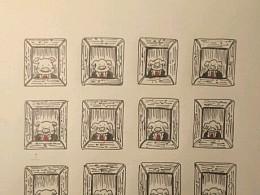 约瑟夫·维萨里奥诺维奇同志和十六张小猪像