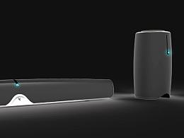 音响设计工业产品