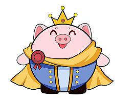 派派猪角色延展设计