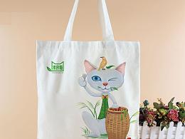 西林设计原创 | 泰来~素食猫 品牌&包装全案设计