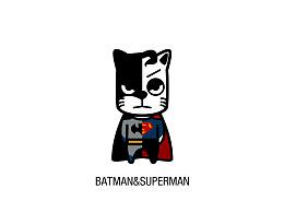 正义联盟 蝙蝠侠超人合体