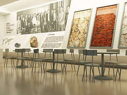 石材展 - 展台设计方案