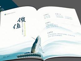 河北税翼集团画册设计