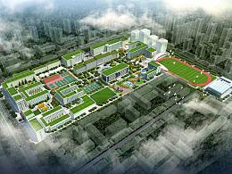 西安工程大学环境景观改造提升设计(金花校区)