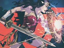 神奇女侠 Wonder Woman!