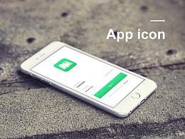 App图标设计:沃培训