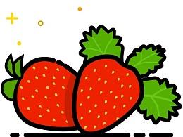 MBE 风格水果