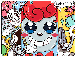 Nokia3310复刻版-怀旧主义