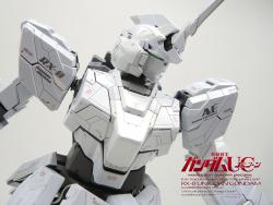 PG RX-0 Gundam Unicorn 独角兽高达 喷涂作品 by phoenixman