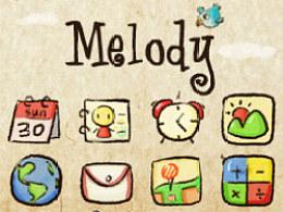 Melody|两小无猜