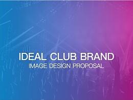 JF&JC l ideal club品牌设计