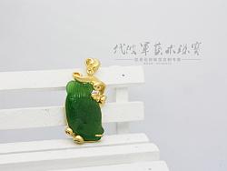 代波军艺术珠宝定制----小鱼,小设计