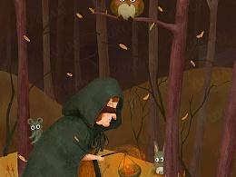 森林冒險記