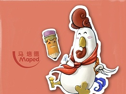 Maped_Character Design