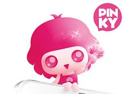 PINKY--花粉小精灵