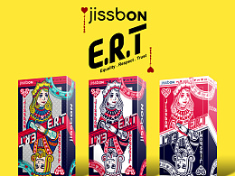 E.R.T——JISSBON,敢做,更懂爱!