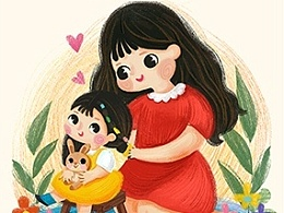 No.7[母亲节]-妈妈,我爱你!