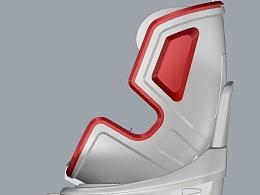 0+1组 高配安全座椅造型