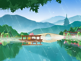 """杭州""""天城""""的由来"""