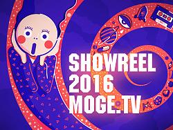 【魔格】魔格工作室2016年Showreel(作品集)