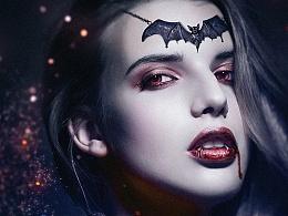 吸血鬼与精灵