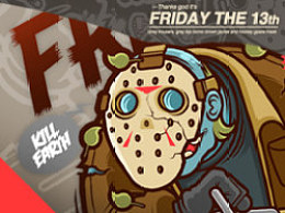 Happy friday the 13th !!!