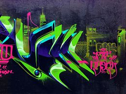 涂鸦作品-上海工作室作品