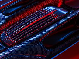 CGI:Porsche 918