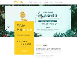网页—企业网站-PC端