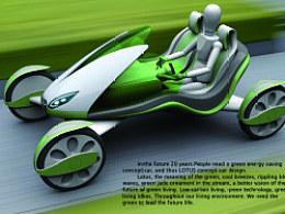 2013中国汽车设计大赛决赛入选作品