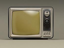 每日一练/5.25/老式电视机UI