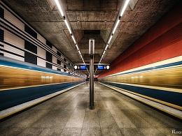慕尼黑地铁志