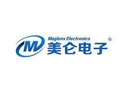 帮一个外贸电子行业设计的logo