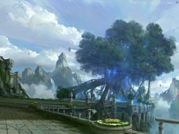 艺数绘讲师洛克猴作品 ——《神树》