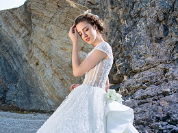 """白皇后的新衣   MISSA Young""""仙境奇缘""""婚纱系列"""